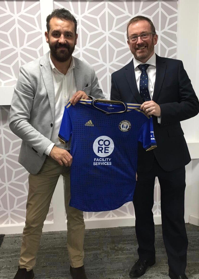 FC Halifax Town Sponsor